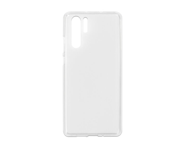 Huawei P30 Pro - etui na telefon FLEXmat Case - biały