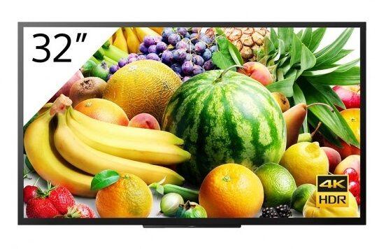 Monitor 4K Ultra HD HDR BRAVIA Sony FW-32BZ30J + UCHWYTorazKABEL HDMI GRATIS !!! MOŻLIWOŚĆ NEGOCJACJI  Odbiór Salon WA-WA lub Kurier 24H. Zadzwoń i Zamów: 888-111-321 !!!