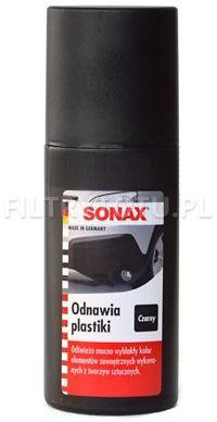 SONAX Odnawia czarne plastiki 100ml (409100)
