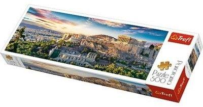 Puzzle TREFL 500 - Akropol, Ateny, Acropolis, Athens