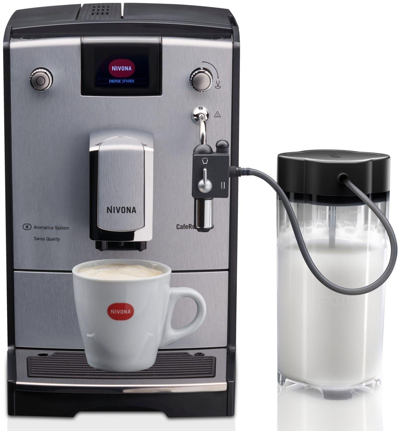 Ekspres Nivona 670 Cafe Romatica - Raty 10 x 0% I Kto pyta płaci mniej I dzwoń tel. 22 266 82 20 !
