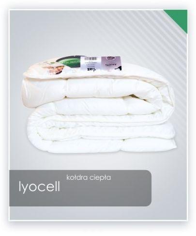 AMZ LYOCELL kołdra zimowa antyalergiczna 155x200