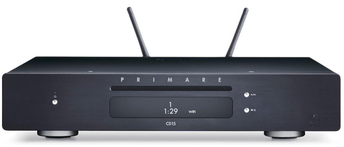 PRIMARE CD15 PRISMA - odtwarzacz CD (czarny)