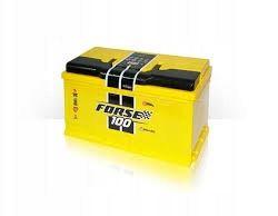 Akumulator FORSE WESTA 100Ah 850A Prawy+ RASZYN