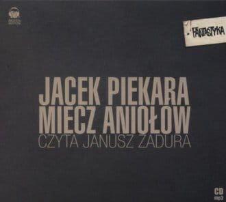 Audiobook - Miecz aniołów (CD) - Jacek Piekara