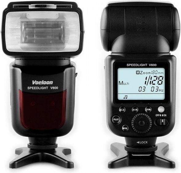 Lampa błyskowa Voeloon V600 do Canon