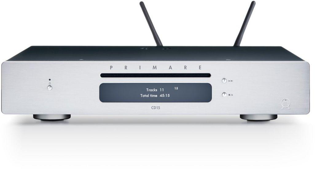 PRIMARE CD15 PRISMA - odtwarzacz CD (tytanowy)