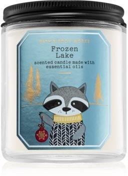 Bath & Body Works Frozen Lake świeczka zapachowa I. 198 g