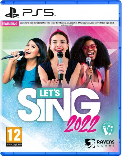 Let''s Sing 2022 PS 5