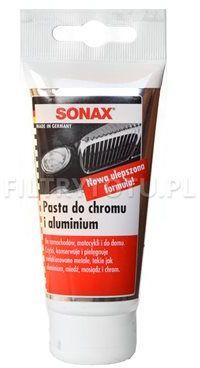 SONAX Pasta do chromu i aluminium 75ml (308000)