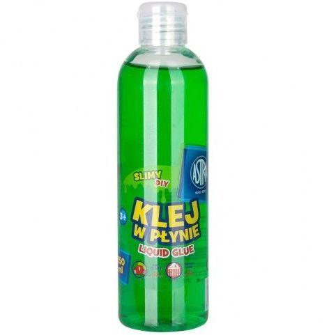 Klej w płynie 250 ml Astra zielony 401119006
