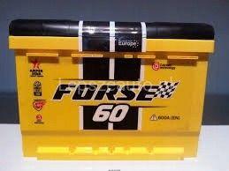 Akumulator FORSE WESTA 60Ah 600A Prawy+ RASZYN