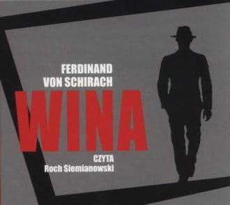 Audiobook - Wina (CD mp3) - Ferdinand von Schirach