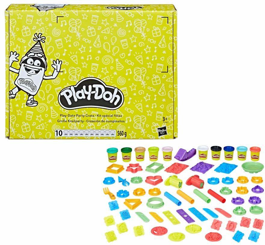 Play-Doh, Duża ciastolina, 10 x 560 g