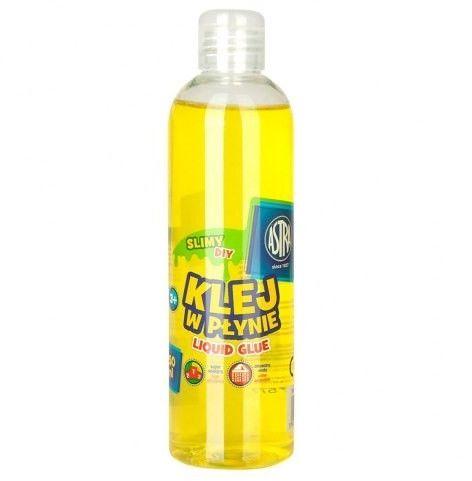 Klej w płynie 250 ml Astra żółty 401119007