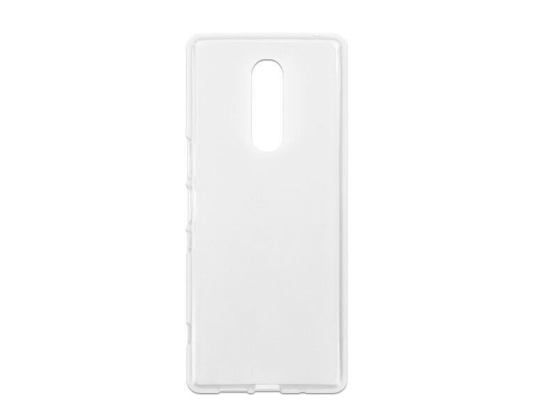Sony Xperia 1 - etui na telefon FLEXmat Case - biały