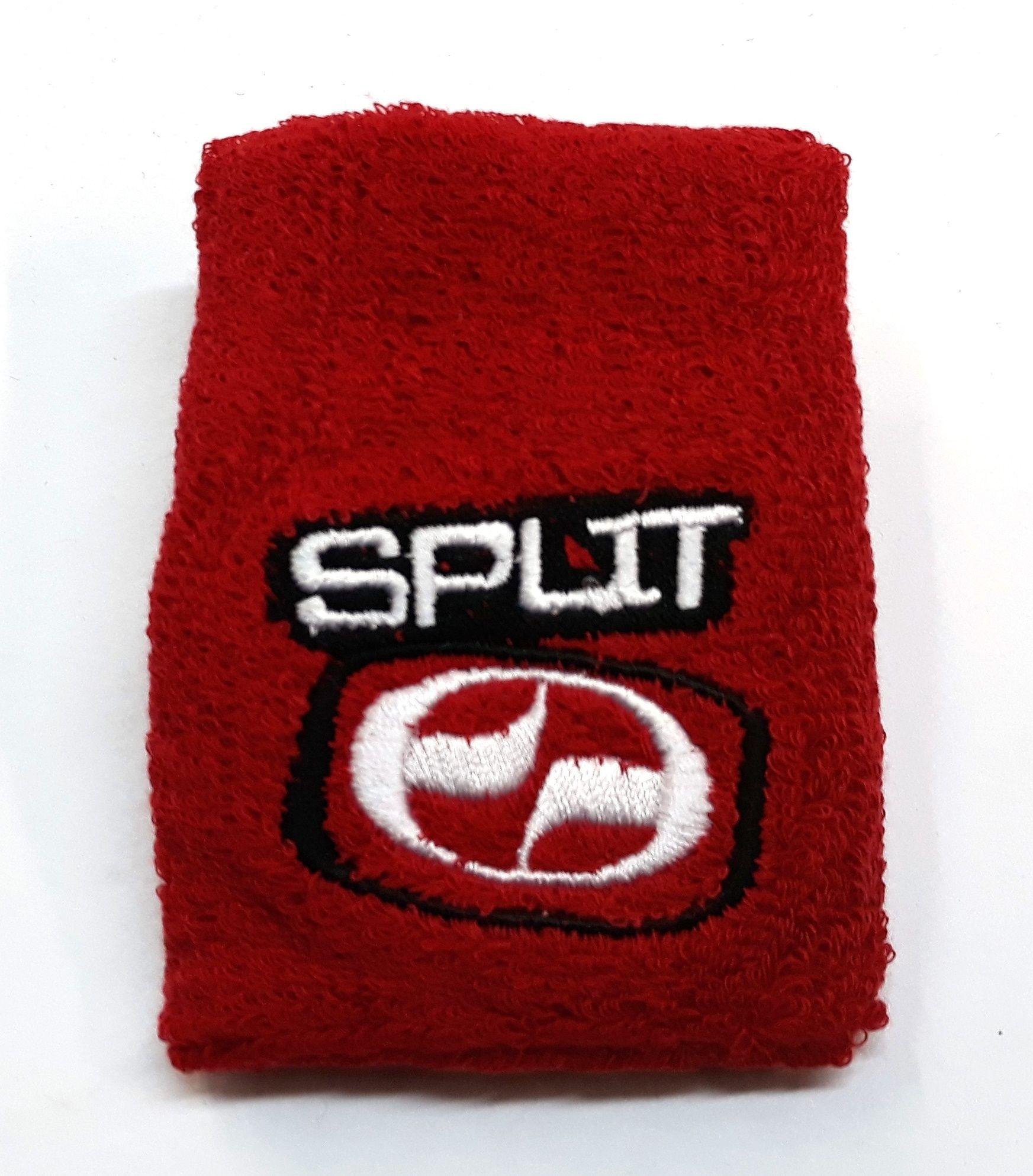 frotka SPLIT SPLIT LOGO Red/Black/White
