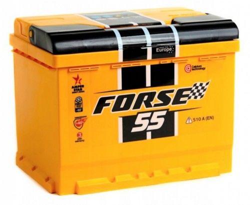 Akumulator FORSE WESTA 55Ah 510A Prawy + RASZYN