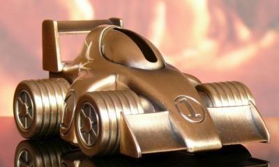 Skarbonka Auto Formuła 1 F1