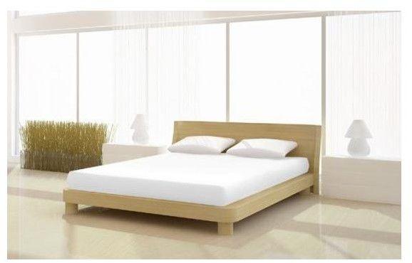 Prześcieradło Jersey Classic 180/200x200 cm kolor biały