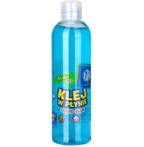 Klej w płynie 250 ml Astra niebieski 104119009