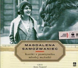 Audiobook - Kartki z pamiętnika młodej mężatki (CD mp3)