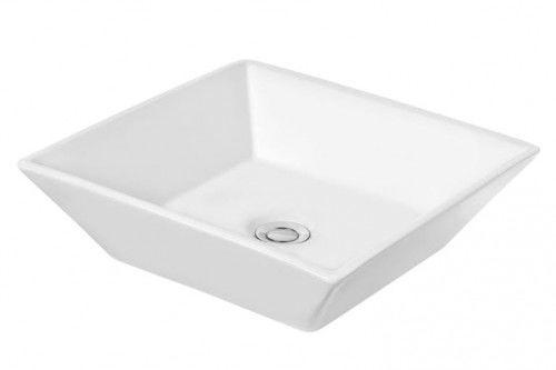 Umywalka ceramiczna 41,5 x 41,5 x 12,5cm