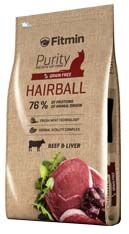 Fitmin CAT PURITY HAIRBALL - 400G