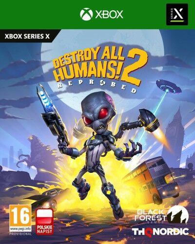 Destroy All Humans! 2 XSX