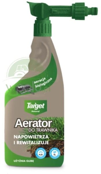 TARGET AERATOR DO TRAWNIKÓW 600ML napowietrzanie trawy