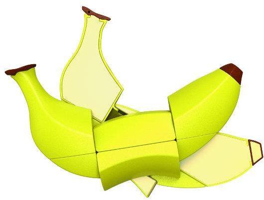 Łamigłówka Banan STnux ZAKŁADKA DO KSIĄŻEK GRATIS DO KAŻDEGO ZAMÓWIENIA