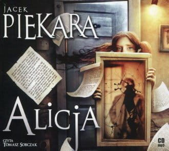 Audiobook - Alicja (CD mp3) - Jacek Piekara