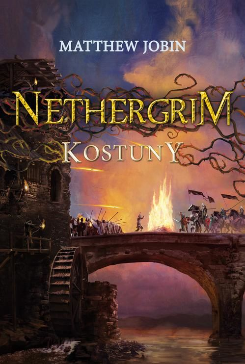 Nethergrim 2 Kostuny - Matthew Jobin - ebook