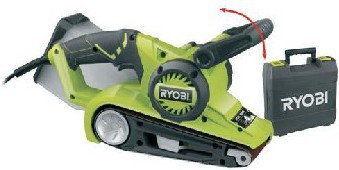 Ryobi / Elektronarzędzia / Przewodowe / Szlifierki Szlifierka taśmowa Ryobi EBS800V 5133001146