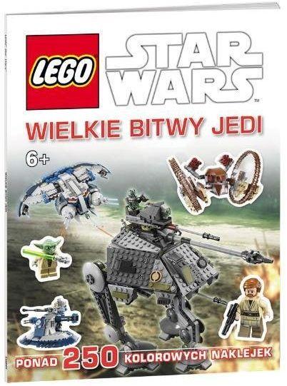 LEGO ® Star Wars ™ Wielkie bitwy Jedi - praca zbiorowa
