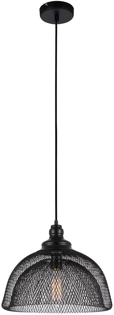 Lampa wisząca loftowa czarna Julienne MDM-2546/1L Italux