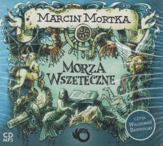Audiobook - Morza wszeteczne (CD mp3) - Marcin Mortka