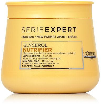 Loreal Expert Nutrifier Maska intensywnie odżywiająca włosy suche 250 ml