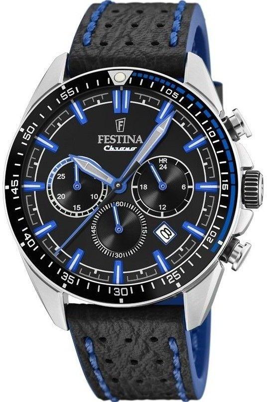 Zegarek Festina F20377-3 Chrono Sport - CENA DO NEGOCJACJI - DOSTAWA DHL GRATIS, KUPUJ BEZ RYZYKA - 100 dni na zwrot, możliwość wygrawerowania dowolnego tekstu.