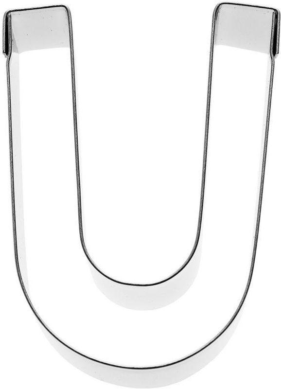 Birkmann - foremka do wykrawania ciastek litera u