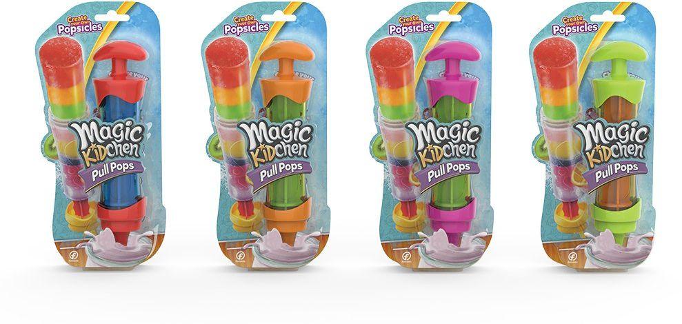 Magic Kidchen 50835 Pull Pops Beluga zabawki 50835-Magic Kidchen