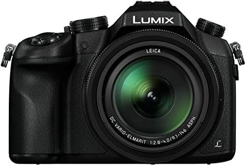 Panasonic Lumix DMC-FZ1000G9 Premium Kamera Bridge, 20,1 Megapiksela, Zoom Optyczny 16X, Optyczny Stabilizator Obrazu, Wideo 4K, Czarny