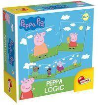 Świnka Peppa Gra logiczna