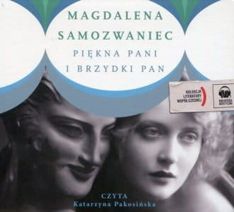 Audiobook - Piękna pani i brzydki pan (CD mp3) - Magdalena Samozwaniec