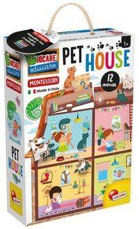 Montessori Pet House - DANTE