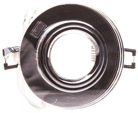 Oprawa punktowa 50W GX5,3 IIIkl. 12V IP20 MORTA CT-DSO50-SR 19442