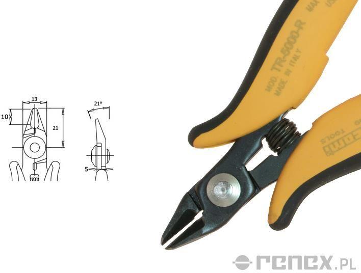 Obcinaczka TR-5000-R (średnica: 2,00 mm AWG: 12)