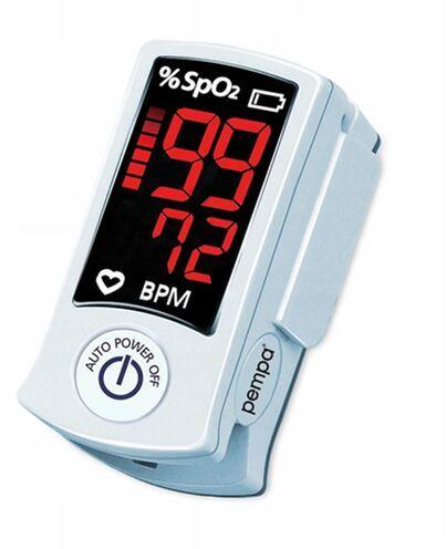 Pulskomsymetr napalcowy OXY 100 Pempa - pomiar saturacji krwi