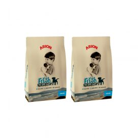 Pakiet ARION Fresh Junior 2 x 12 KG