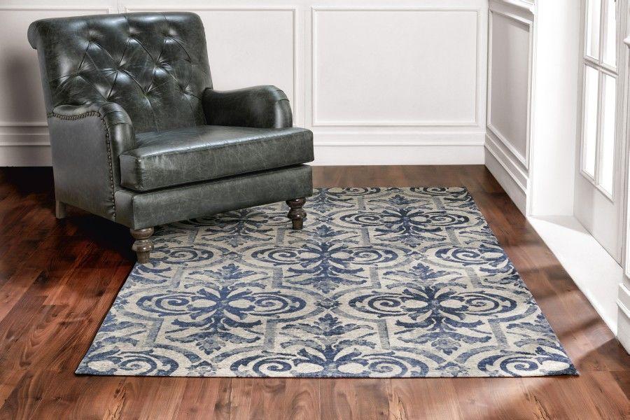 Dywan Carpet Decor Ashiyan Navy